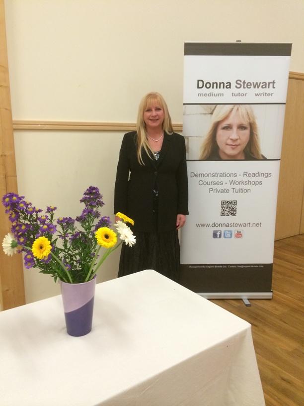 Donna Stewart At Karenza