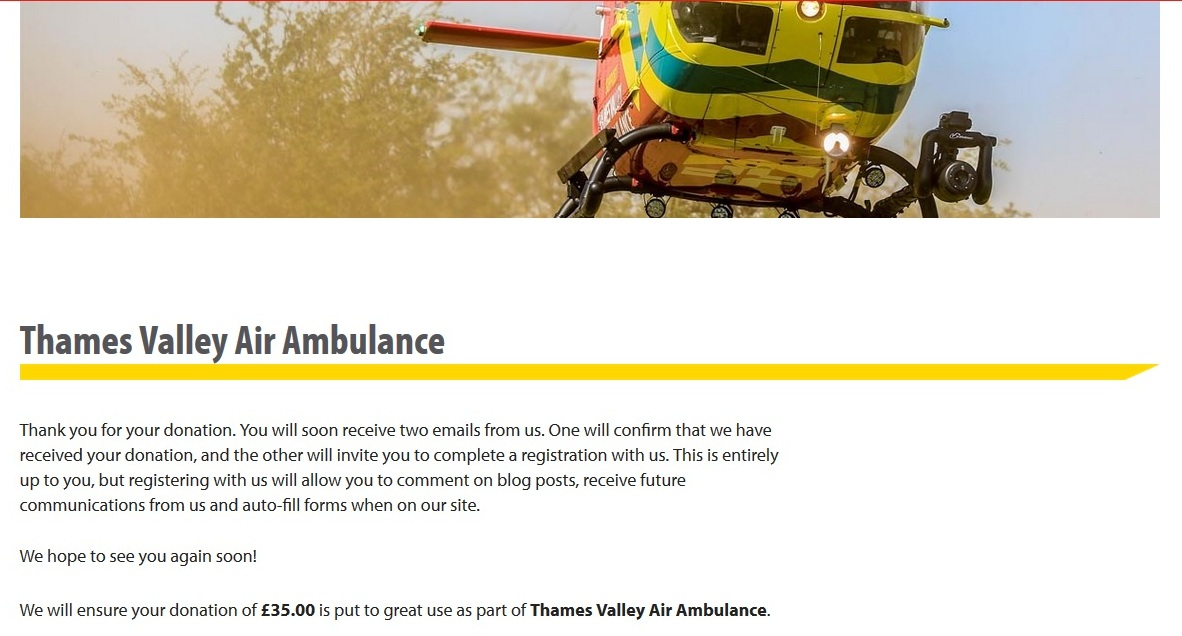 TV Air Ambulance